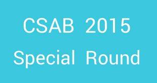 CSAB 2015 Special Round