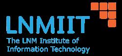 LNMIIT Jaipur logo