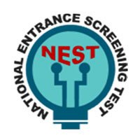 NEST Exam logo