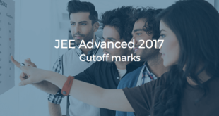 JEE Advanced 2017 Cutoff marks