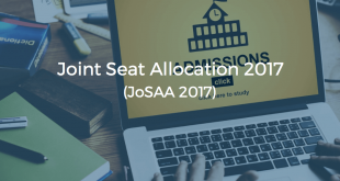 Joint Seat Allocation 2017 (JoSAA 2017)