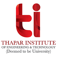 TIET Patiala Admissions logo